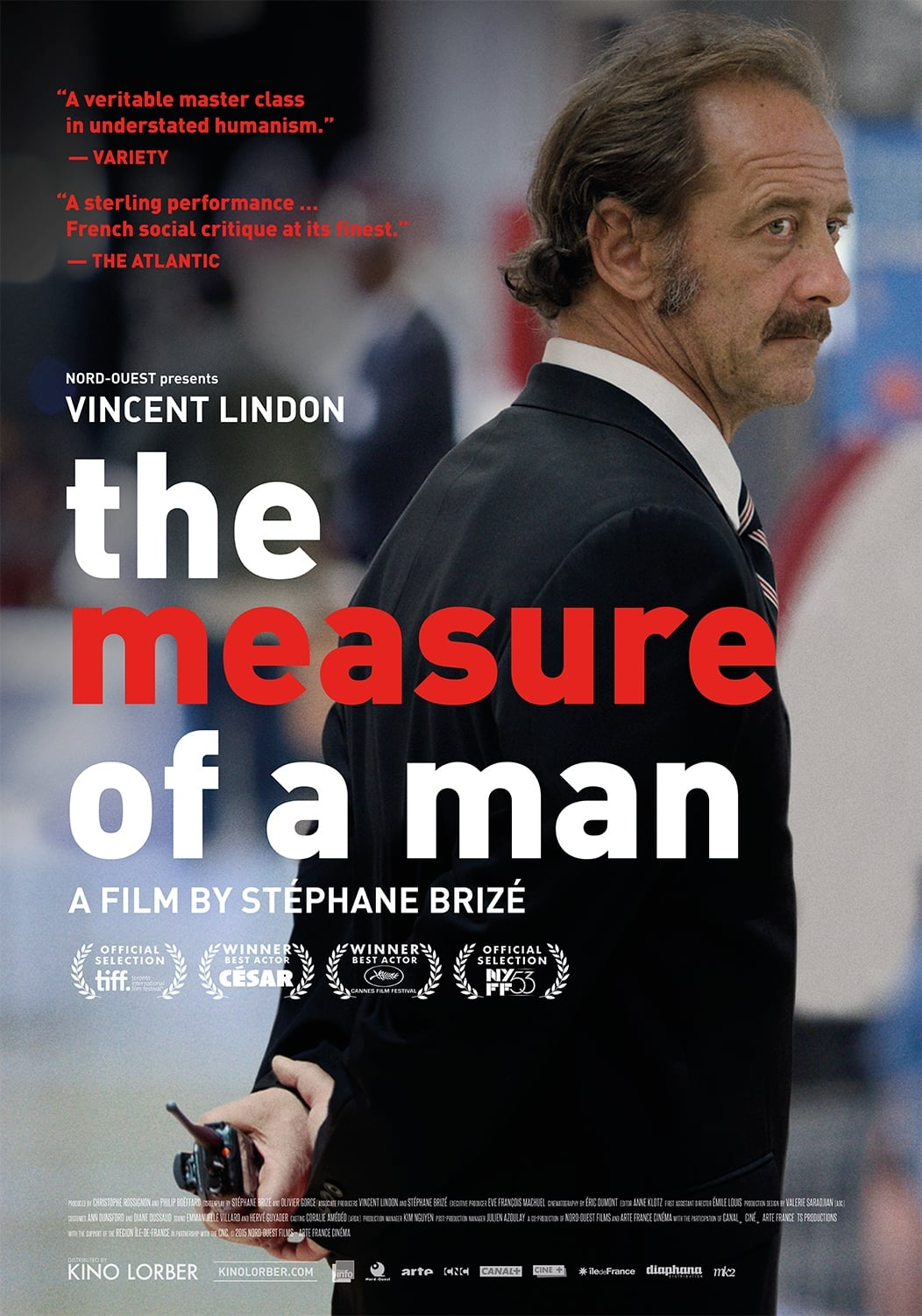 La Ley del Mercado (The Measure of a Man)