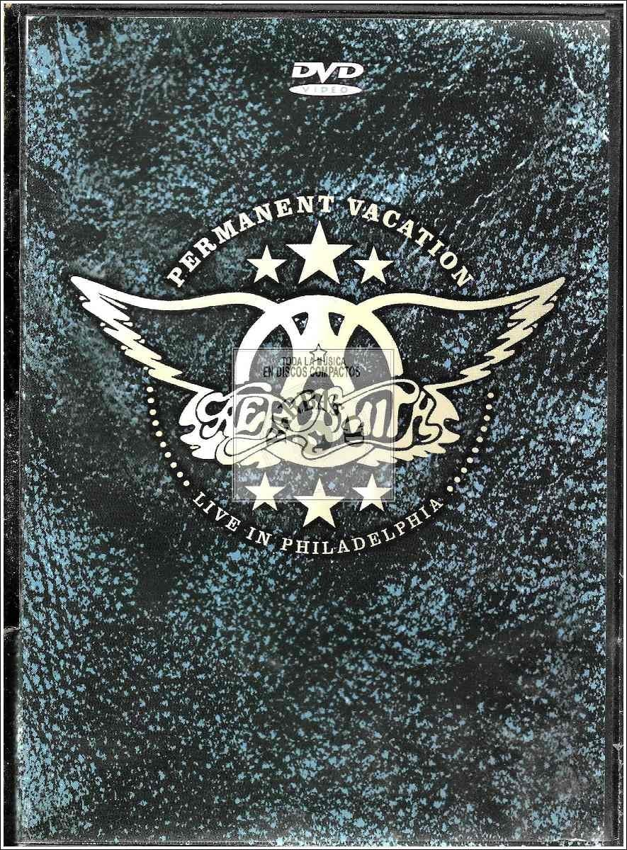 Aerosmith Permanent Rock (1990)
