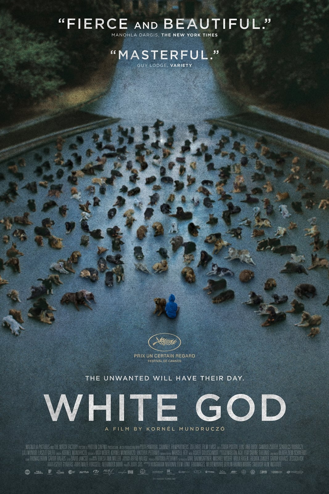 White God on FREECABLE TV
