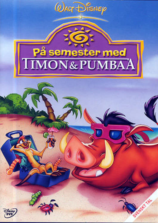 On Holiday With Timon And Pumbaa (1997)