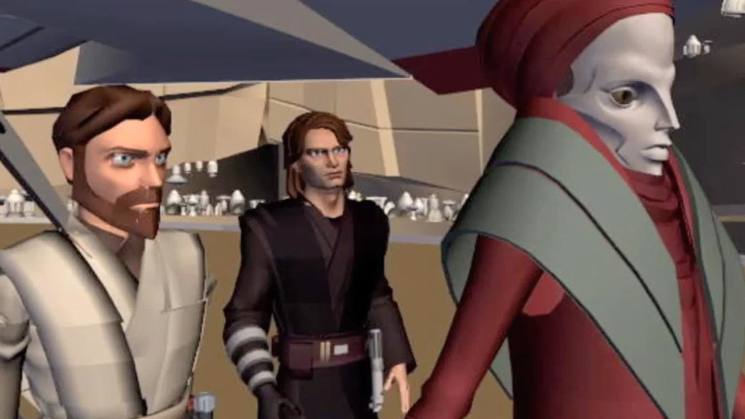 Star Wars: The Clone Wars Season 0 :Episode 23  Story Reel: A Death on Utapau