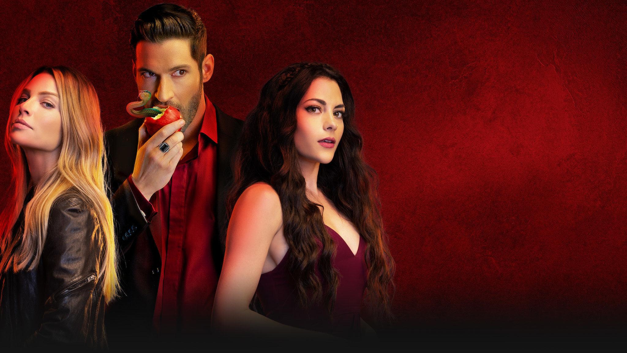 Lucifer - Season 3