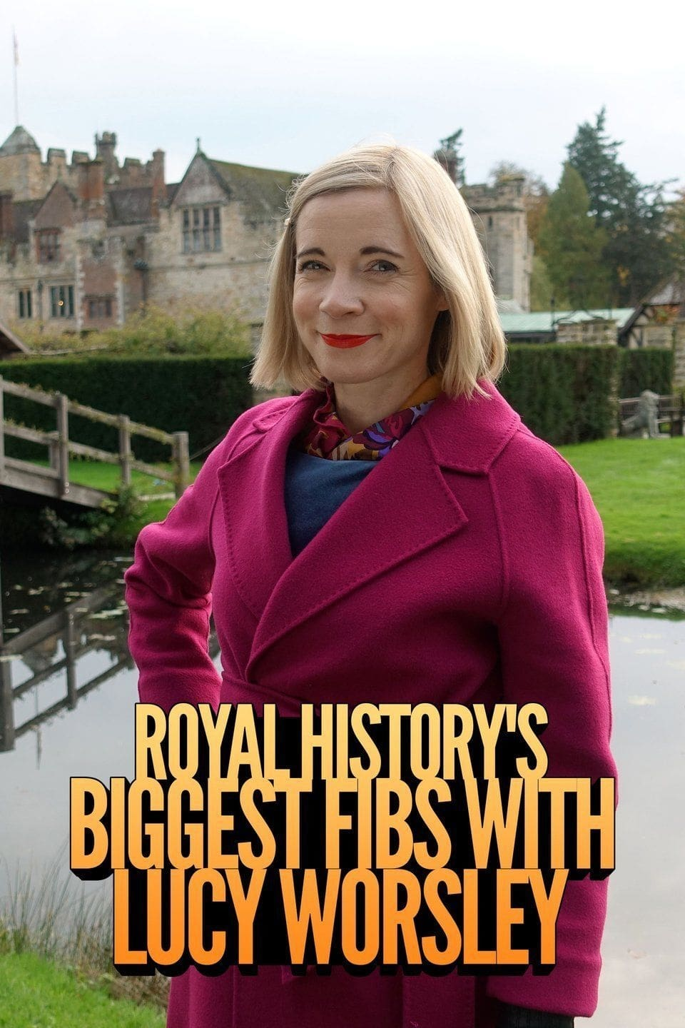 Royal History's Biggest Fibs with Lucy Worsley TV Shows About Monarchy