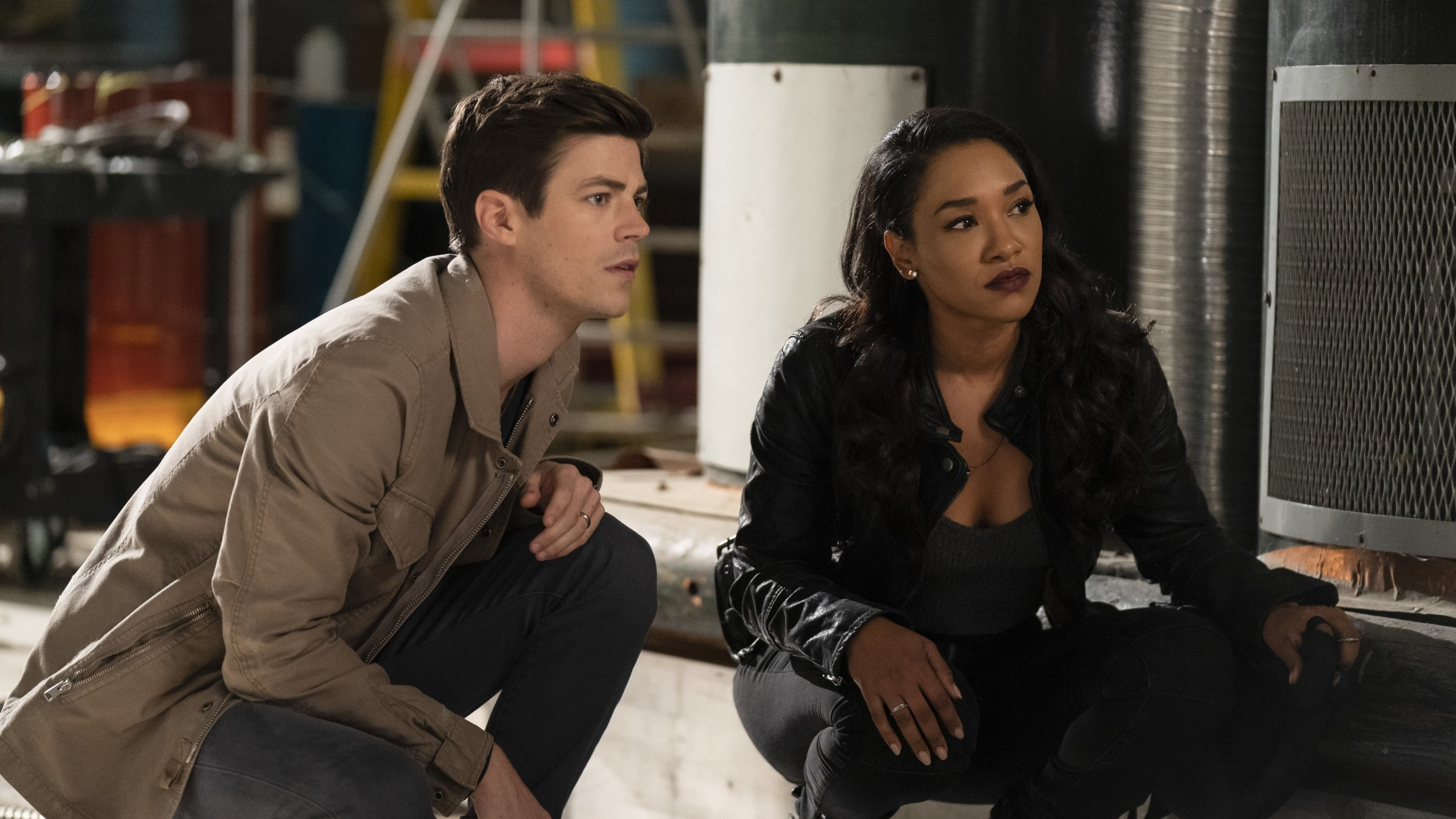 The Flash Season 6 :Episode 11  Love Is a Battlefield