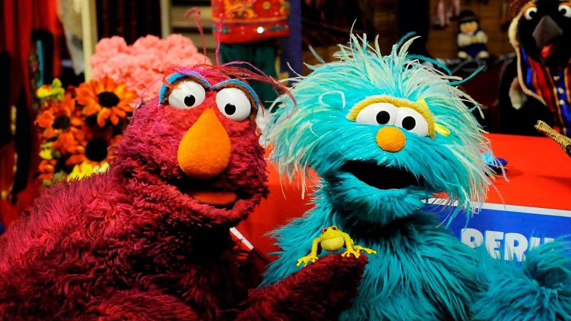 Sesame Street Season 44 :Episode 4  Latino Festival