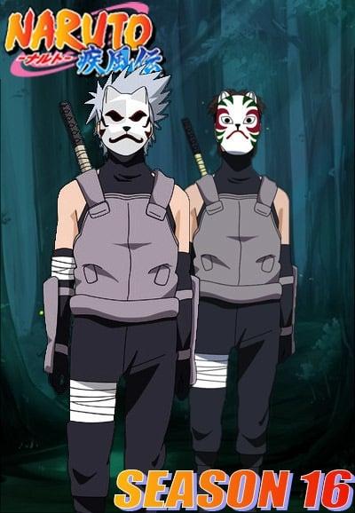 Naruto Shippūden Season 16