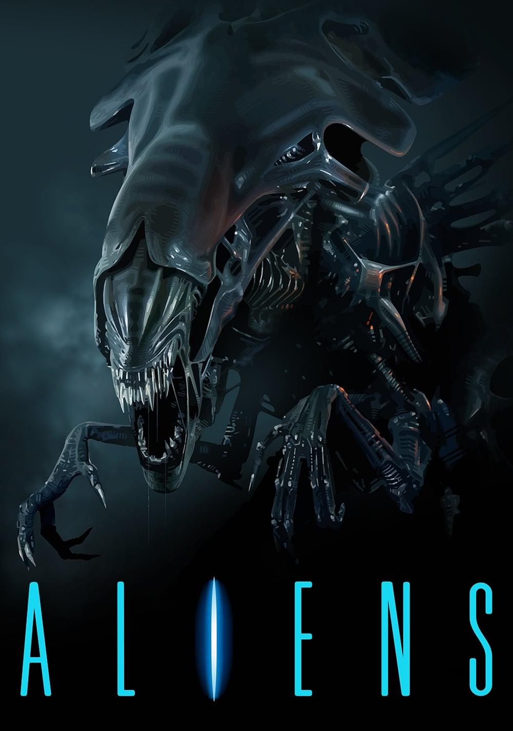 Aliens El Regreso Película Completa HD 1080p [MEGA] [LATINO] 1986