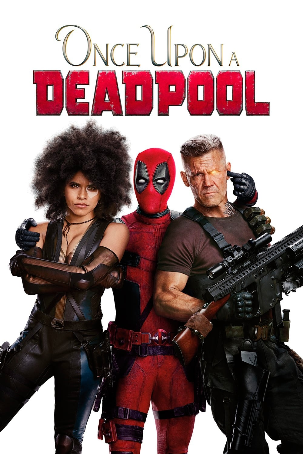 Once Upon a Deadpool (2018) - Posters — The Movie Database