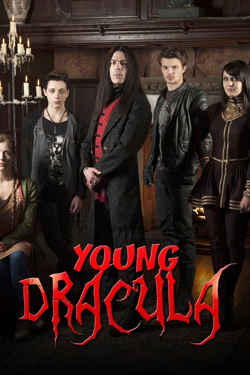 Young Dracula on FREECABLE TV