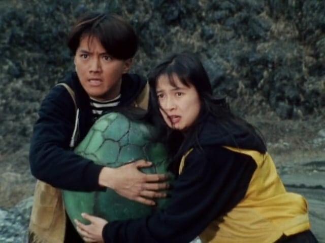 Super Sentai Season 14 :Episode 5  Orphaned Galactic Egg