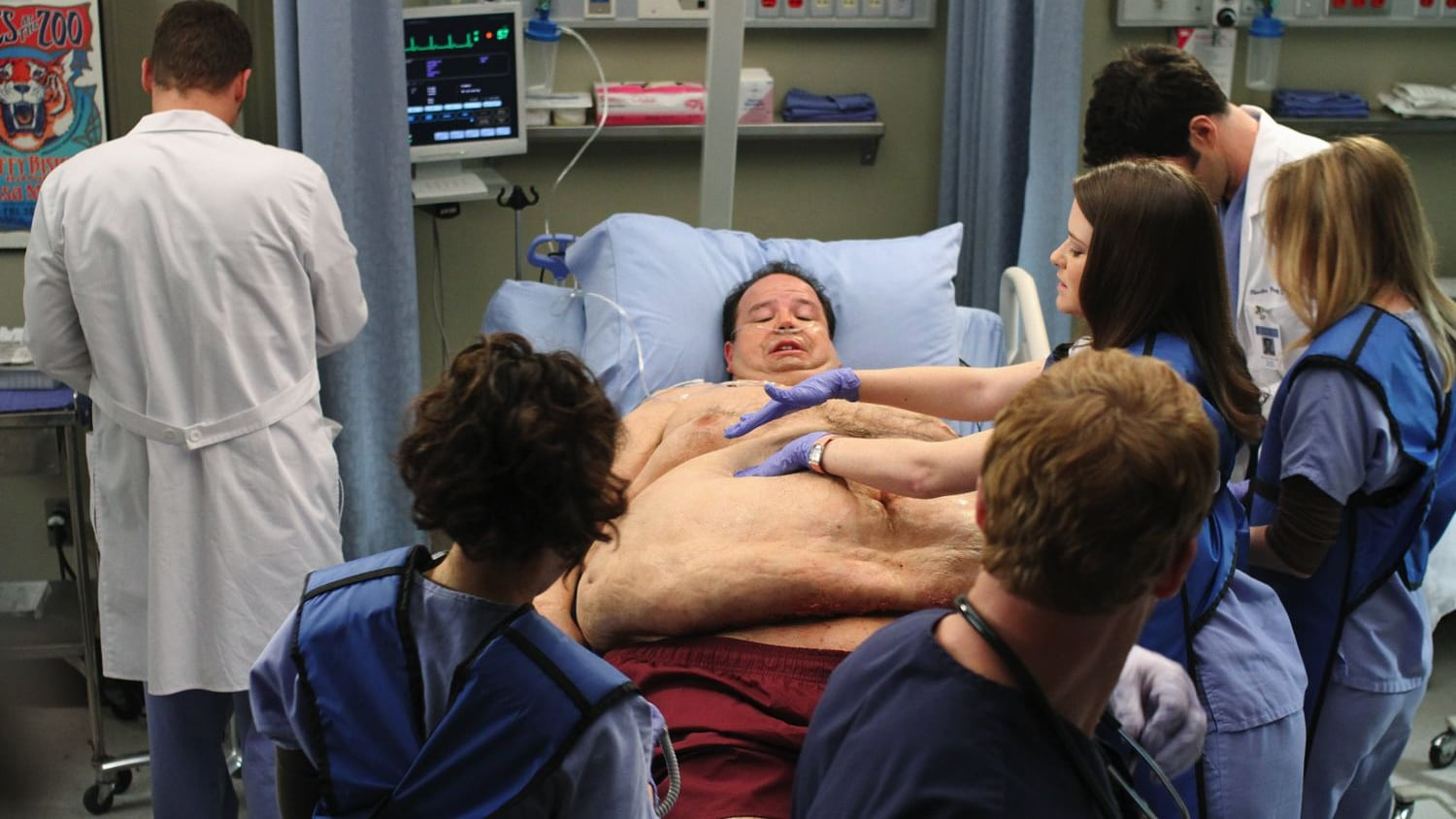 Grey's Anatomy - Season 6 Episode 21 : How Insensitive