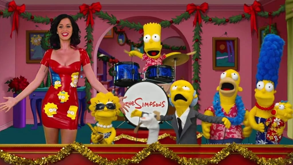 The Simpsons Season 22 :Episode 8  The Fight Before Christmas