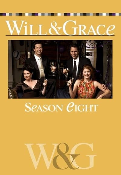 Will & Grace Season 8