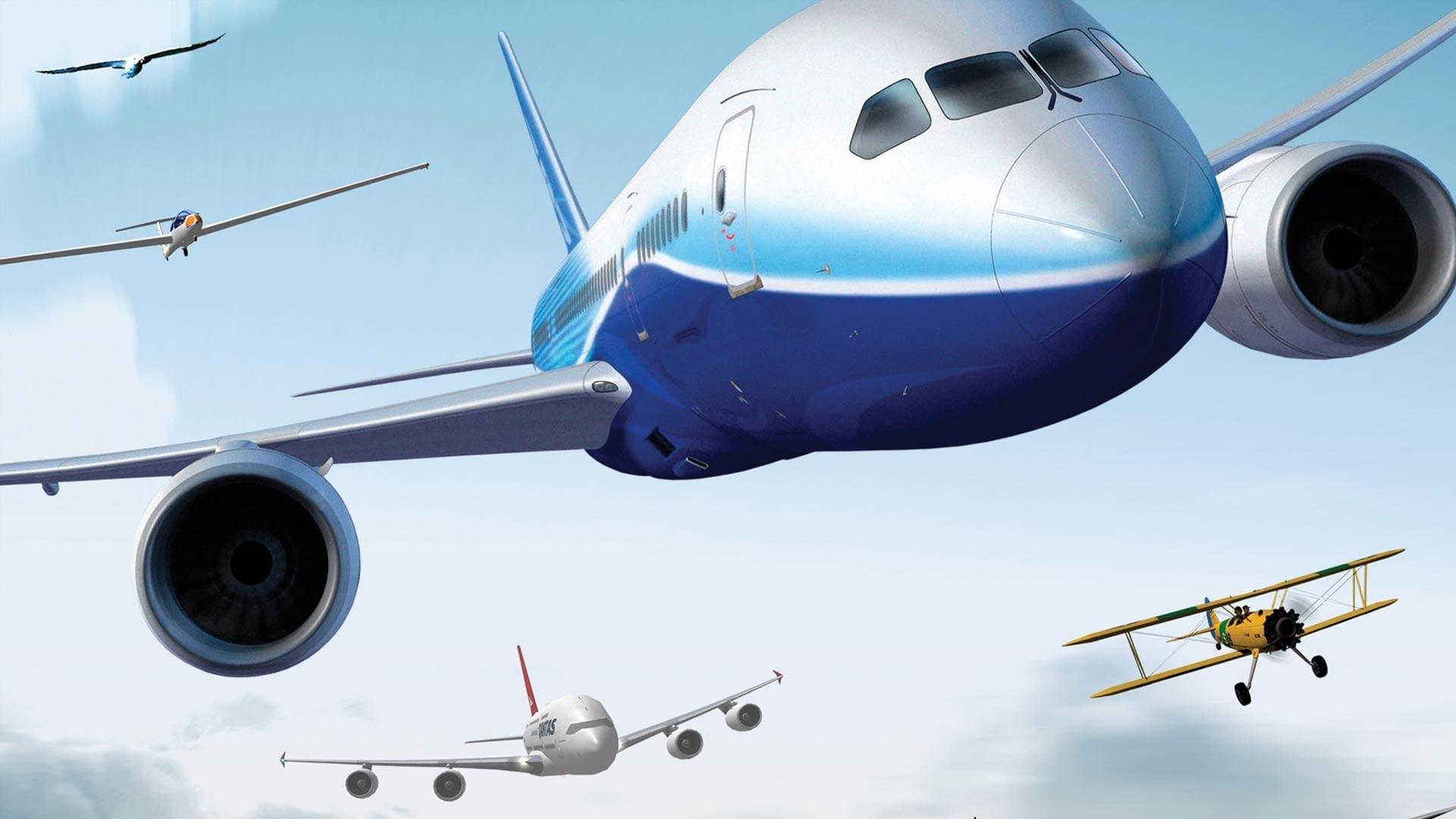 Legends of Flight Trailer