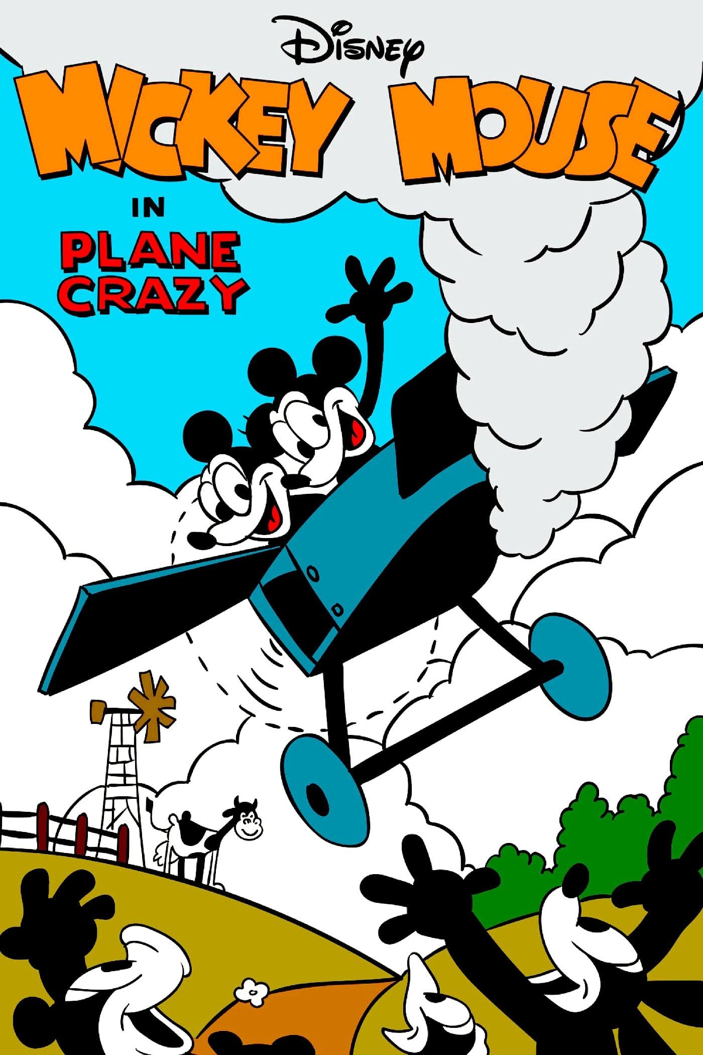 Plane Crazy (1928)