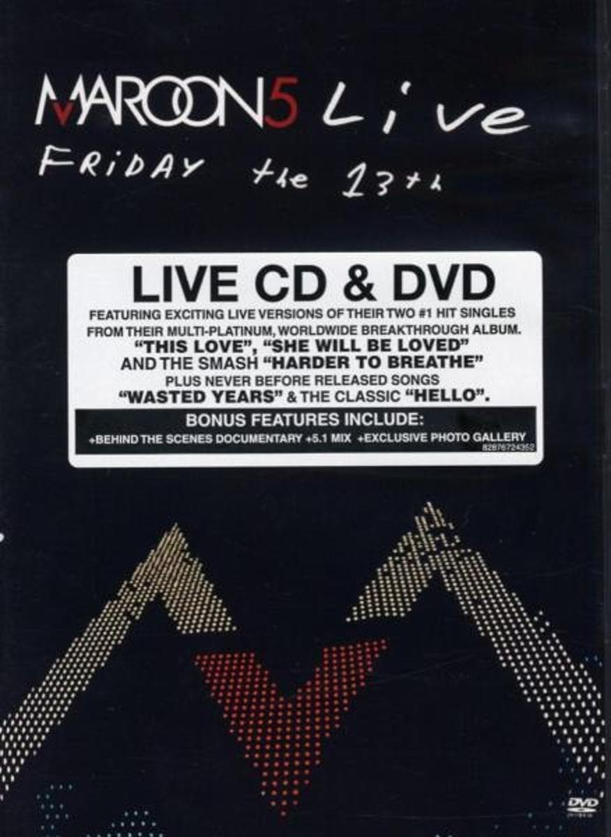 Maroon 5: Live - Friday the 13th (2005)