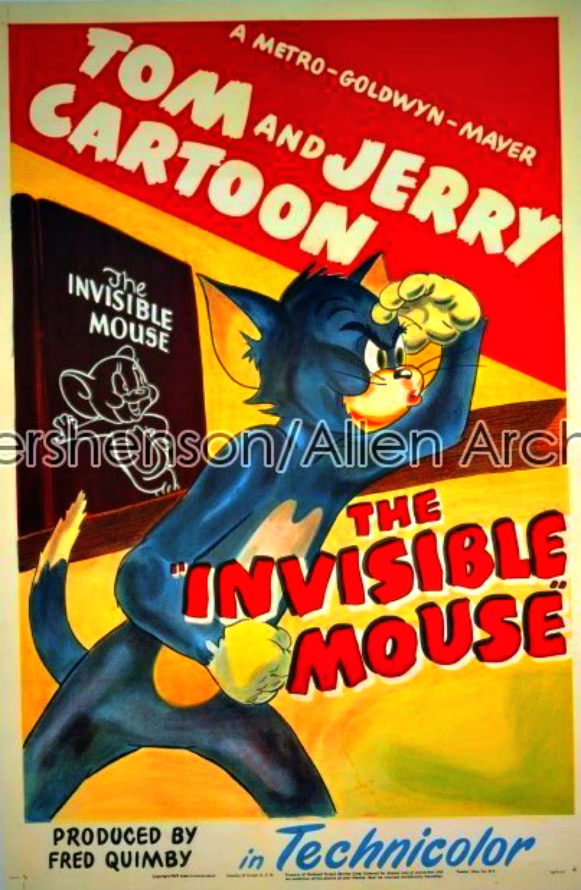 The Invisible Mouse