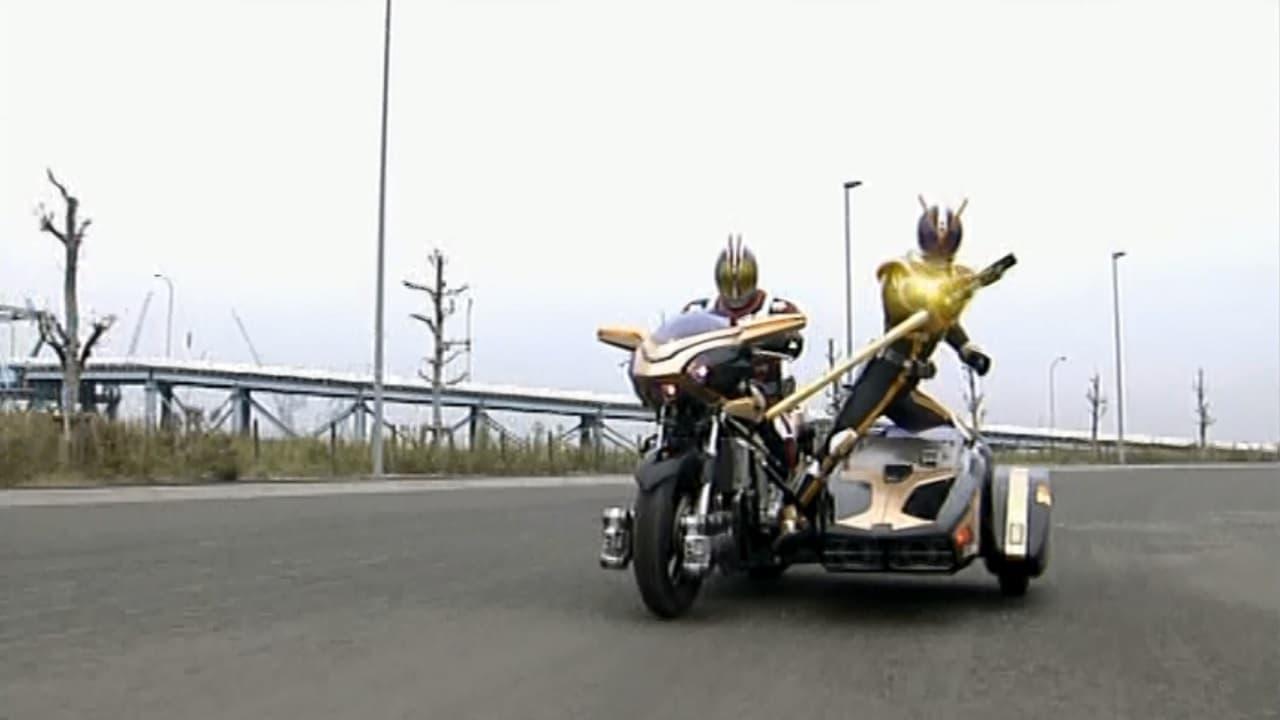Kamen Rider Season 13 :Episode 46  A New President Appears