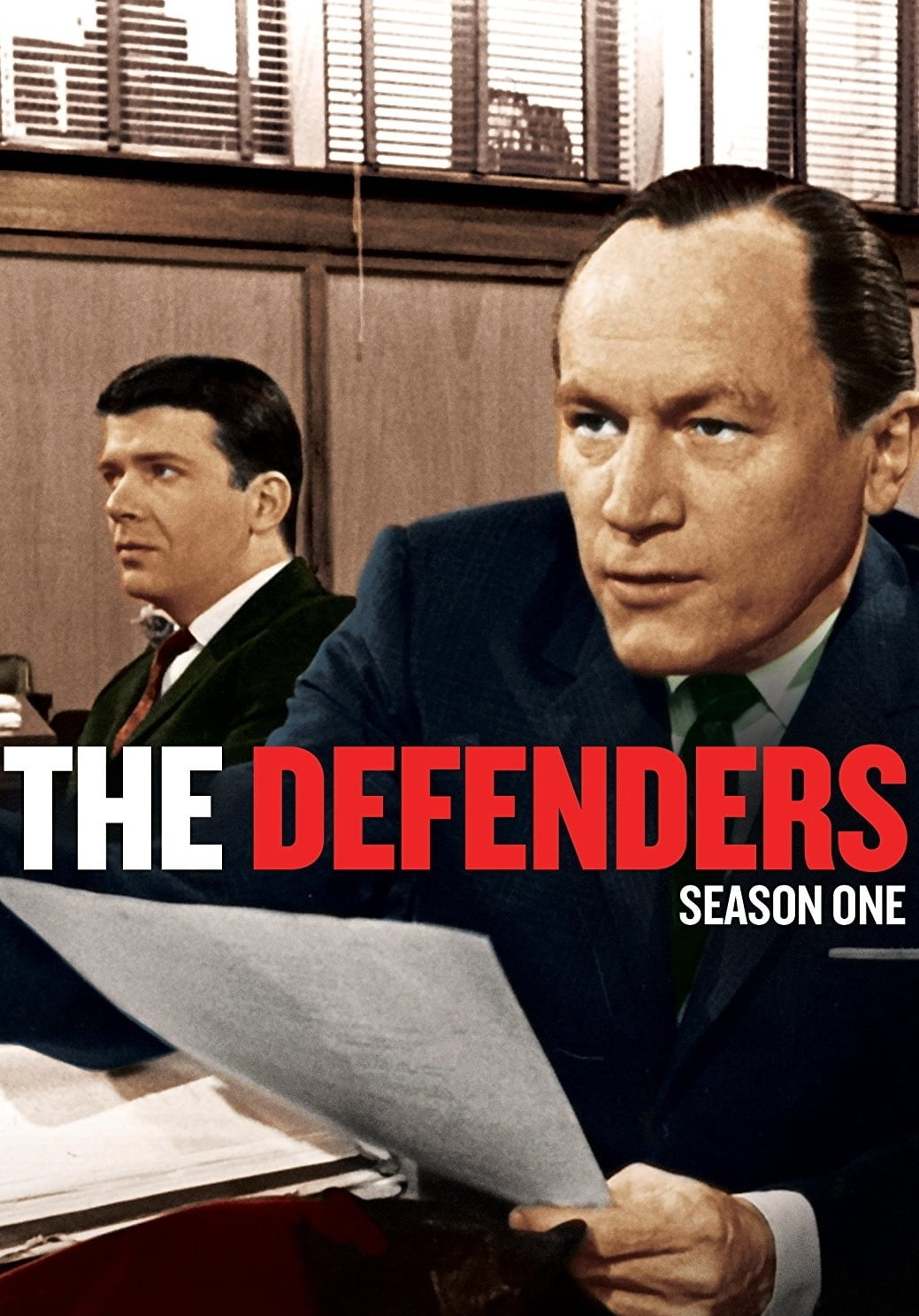 The Defenders TV Shows About Defense Attorney