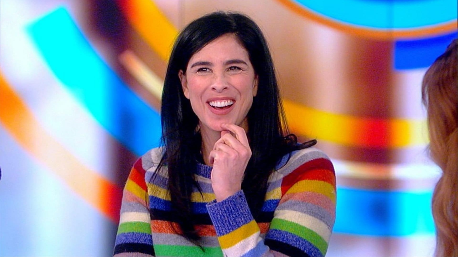 The View Season 22 :Episode 54  Sarah Silverman
