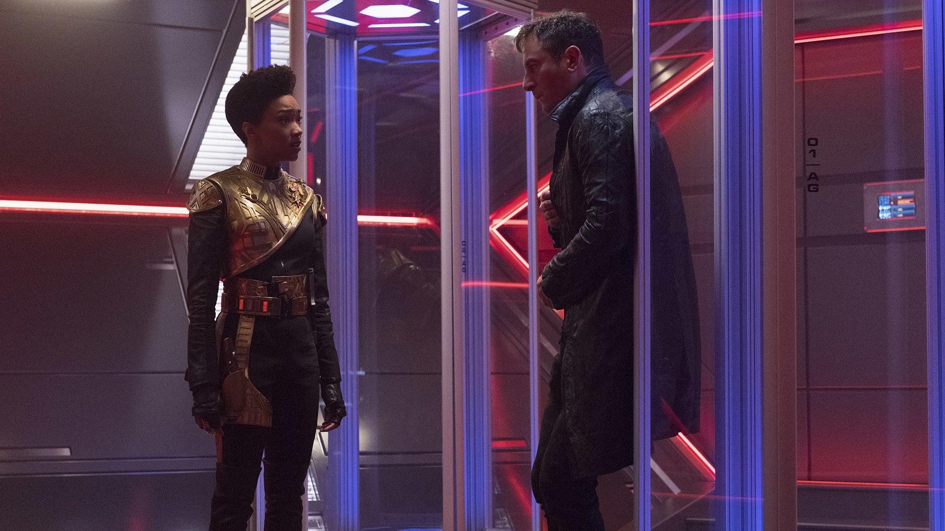 Star Trek: Discovery Season 1 :Episode 11  The Wolf Inside
