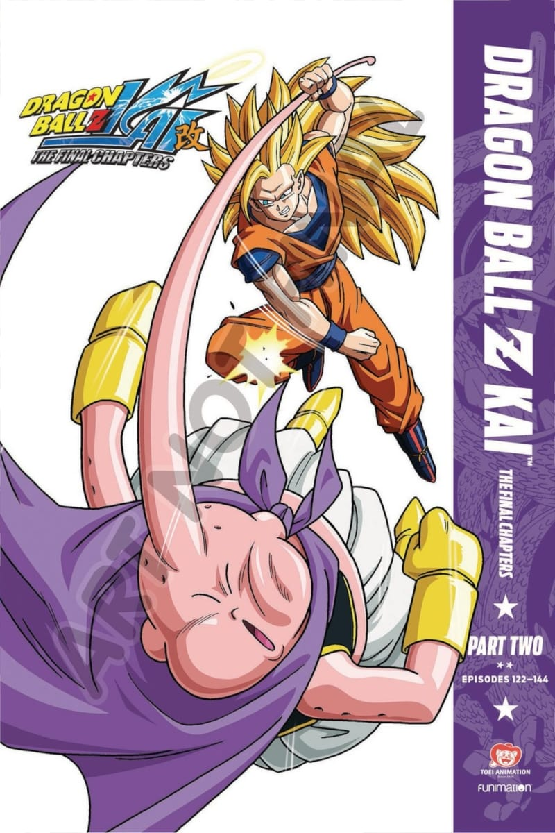 Dragon Ball Z Kai Season 6