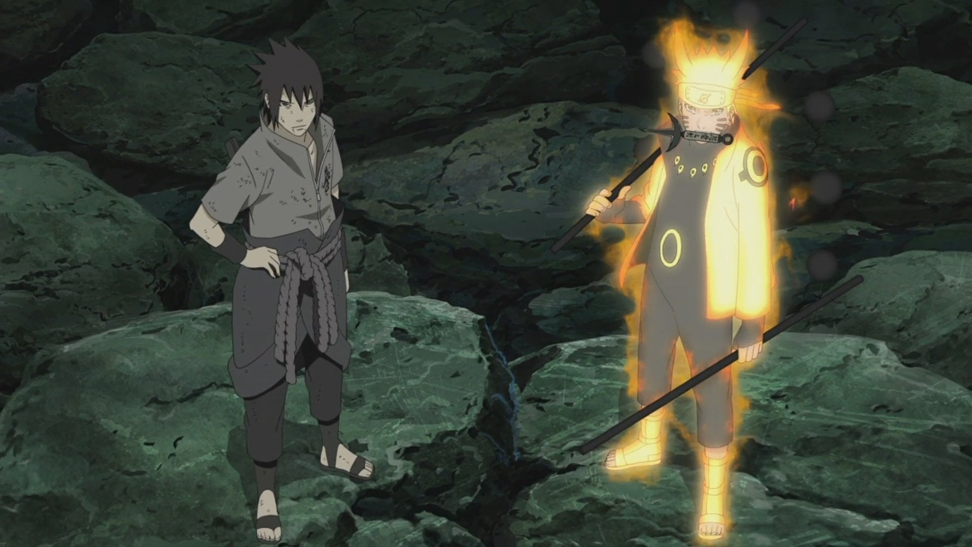 Naruto Shippūden Season 20 :Episode 424  To Rise Up