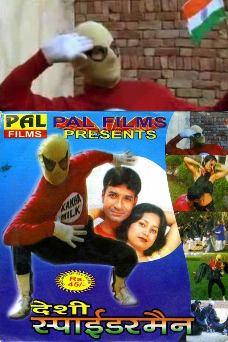 Desi Spiderman (2010)