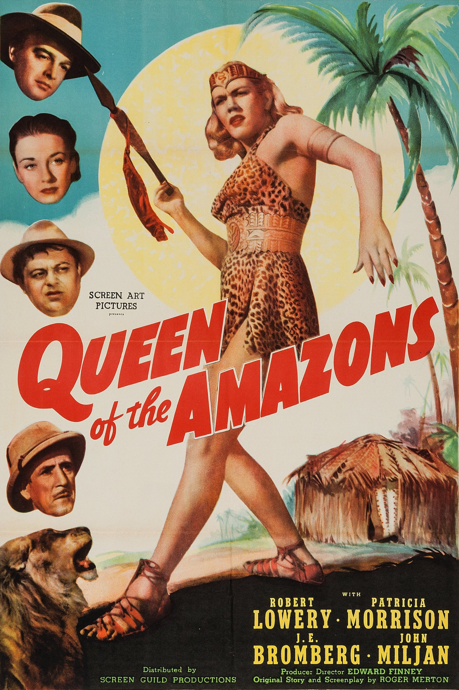 Queen of the Amazons on FREECABLE TV