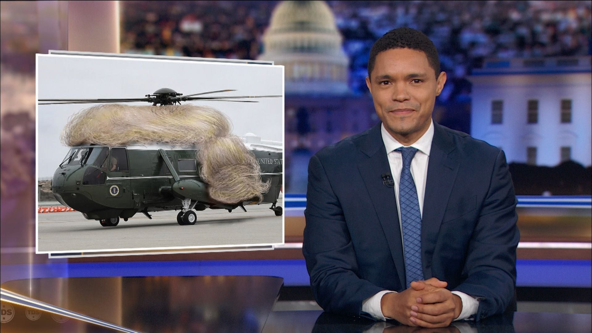The Daily Show with Trevor Noah Season 24 :Episode 20  Jeffrey Wright