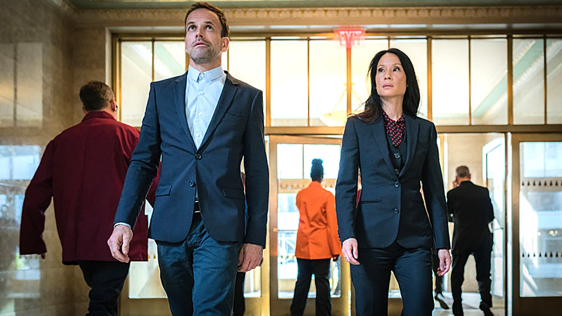 Elementary Season 5 :Episode 6  Ill Tidings