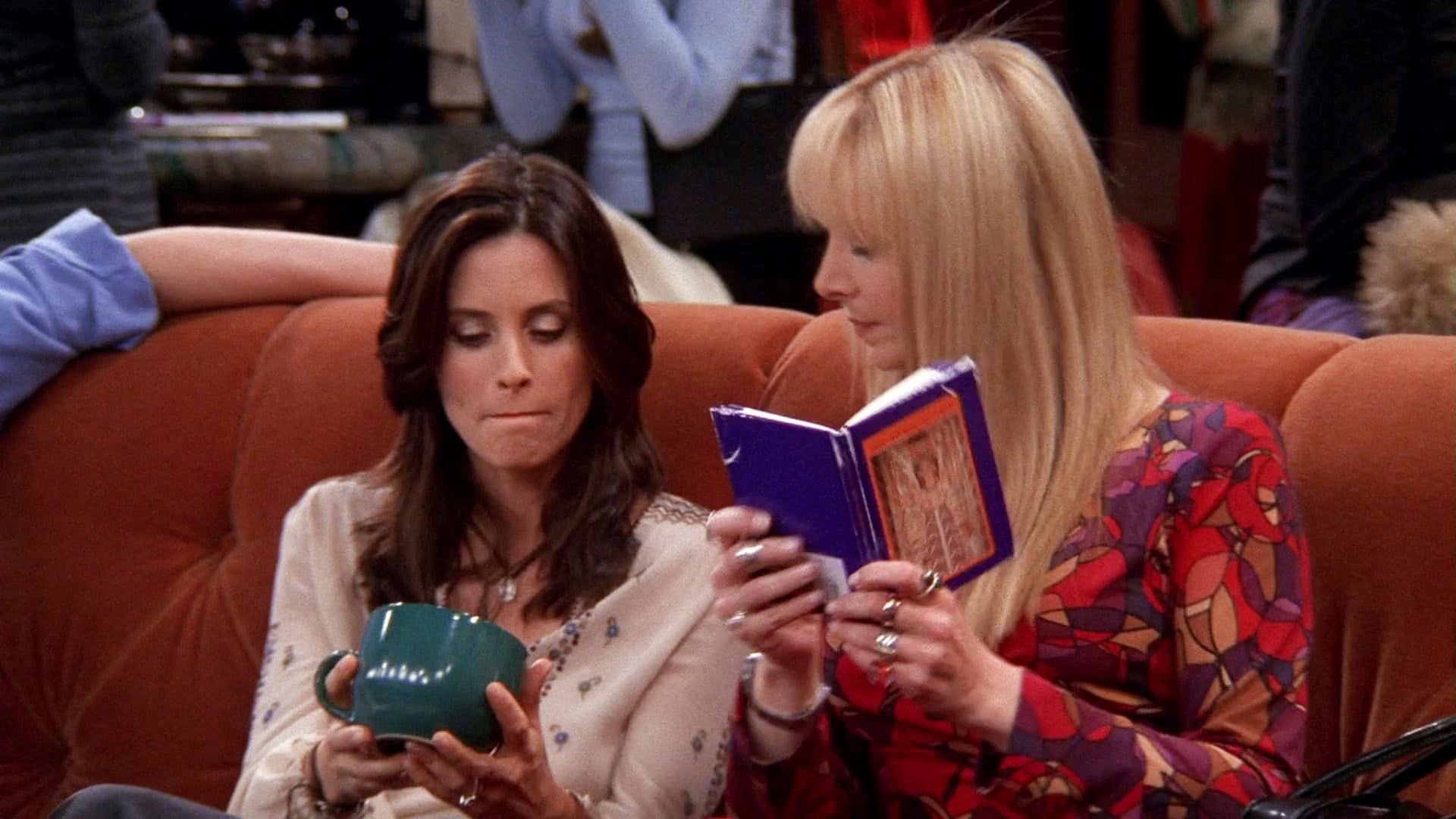 Friends Season 8 :Episode 17  The One with the Tea Leaves