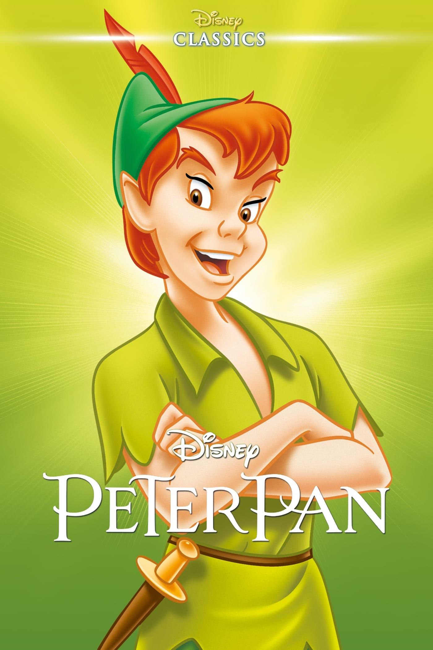 Peter pan 1953 posters the movie database tmdb - Image peter pan ...
