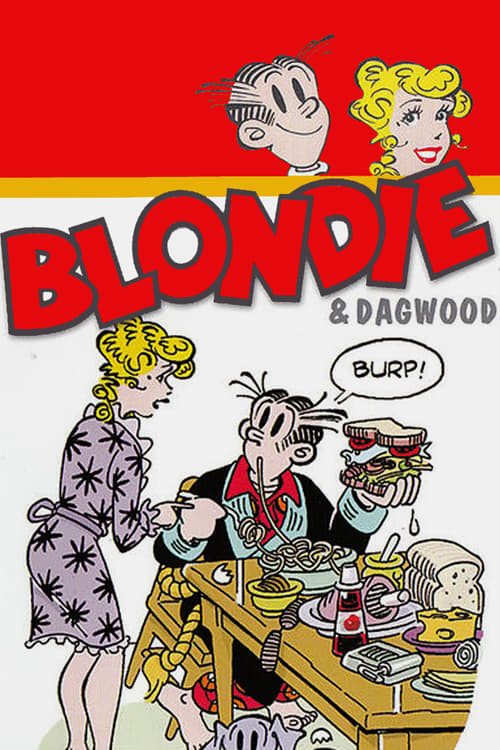 Blondie & Dagwood (1987) - Posters — The Movie Database (TMDb)