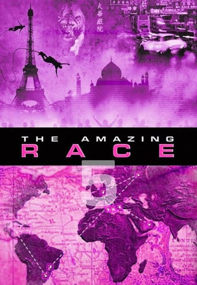 The Amazing Race Season 5