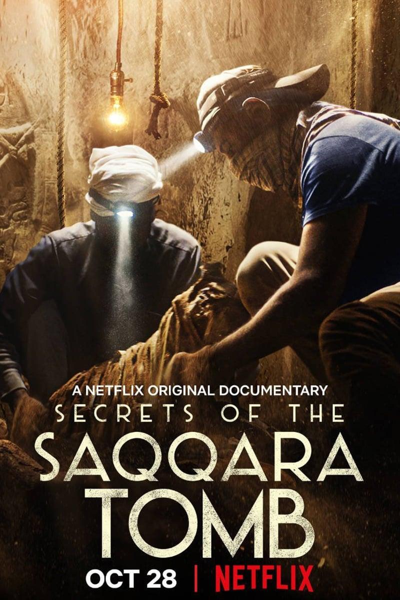 Os Segredos de Saqqara Dublado