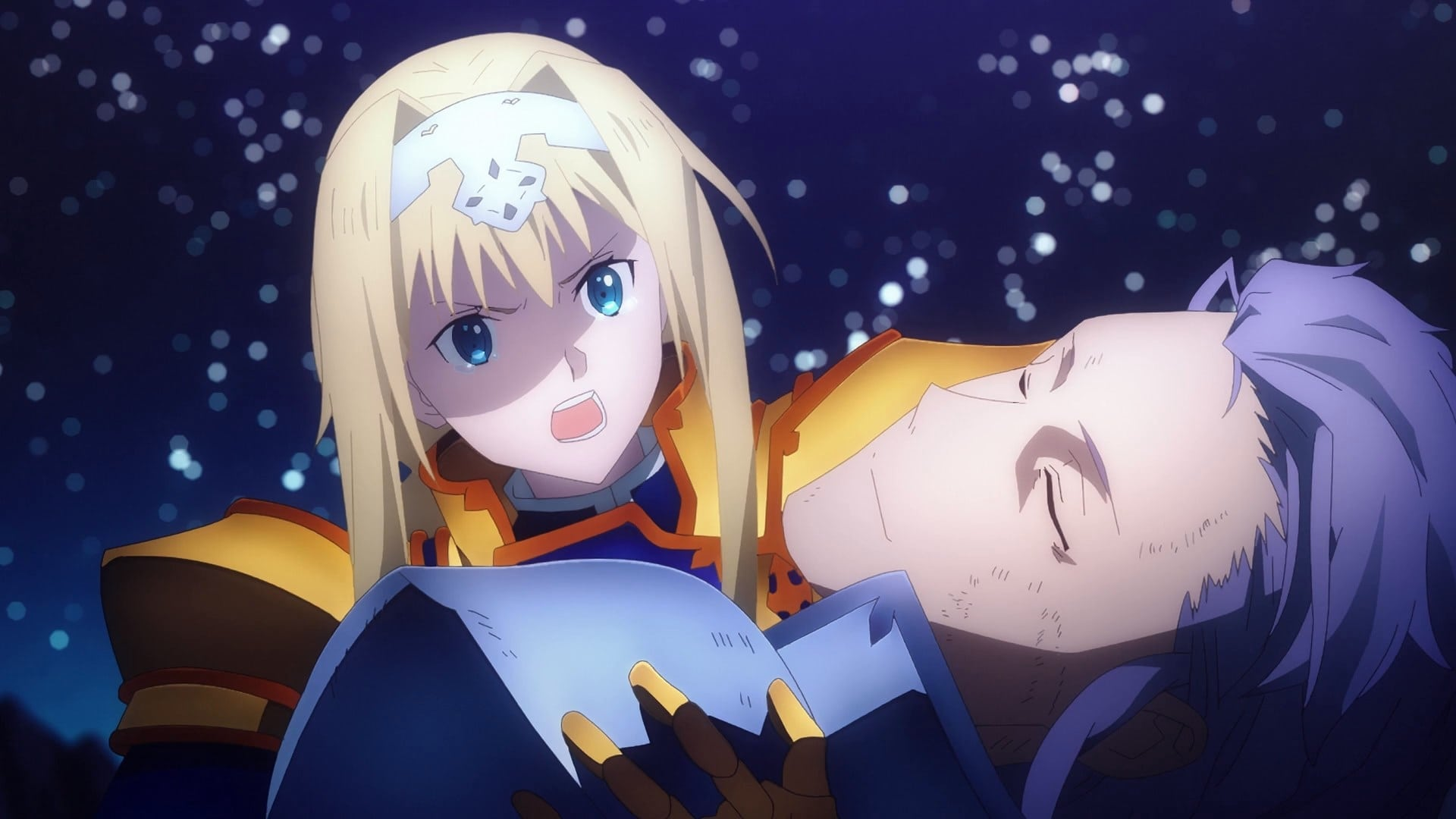 Sword Art Online: Alicization -War of Underworld-: Episodi 8