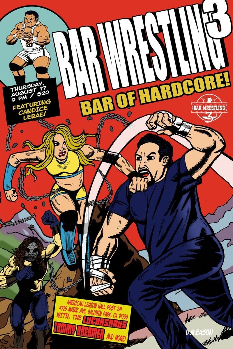 Ver Bar Wrestling 3: Bar Of Hardcore Online HD Español ()
