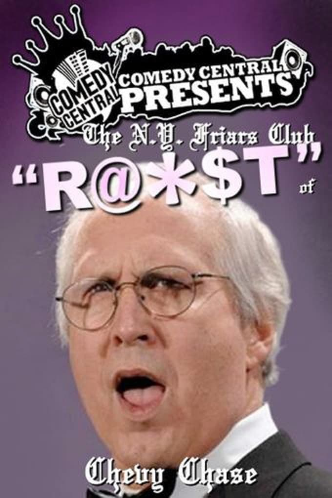 The N.Y. Friars Club Roast of Chevy Chase (2002)