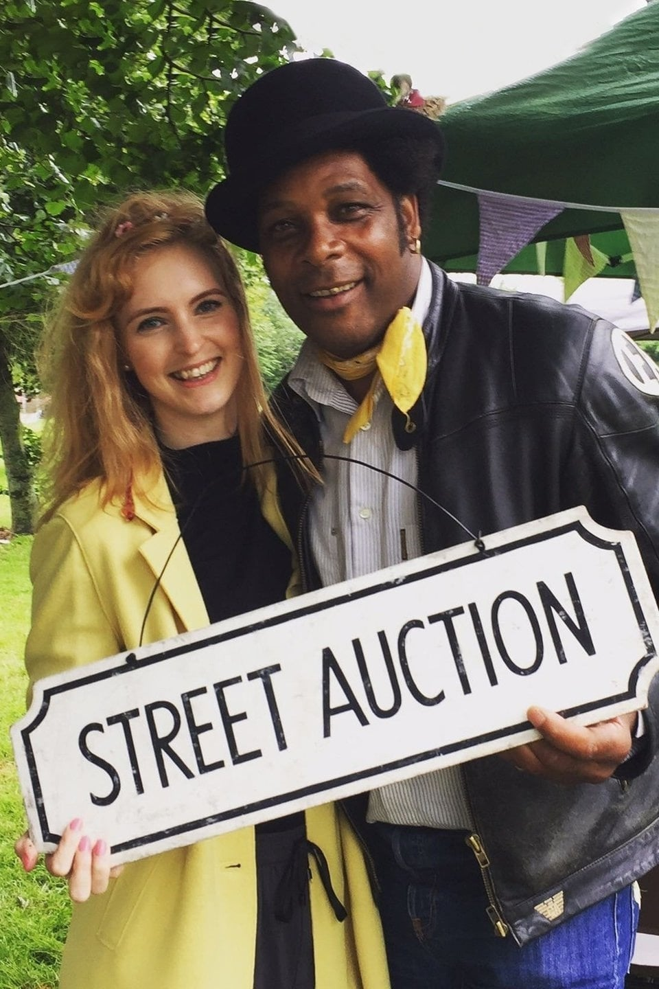 Street Auction on FREECABLE TV