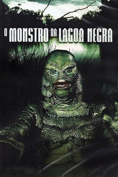 O Monstro da Lagoa Negra Dublado