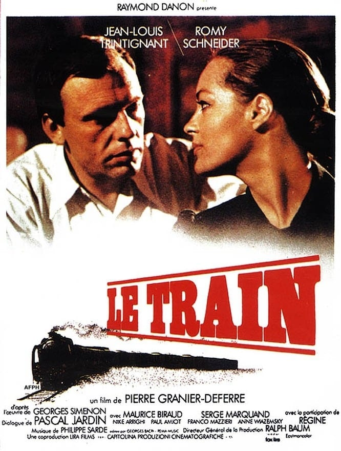 Ver Le train Online HD Español (1973)