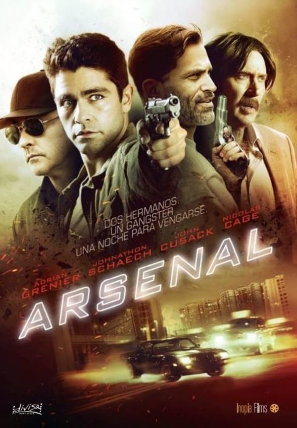 ARSENAL (2017) HD 720P LATINO/INGLES