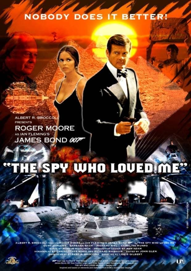 The Making of 'The Spy Who Loved Me' (1977)