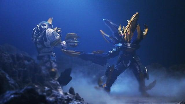 Super Sentai Season 43 :Episode 16  Hope Submerged into the Sea