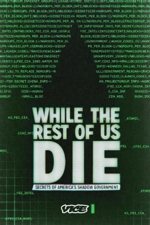 While The Rest Of Us Die (2020)