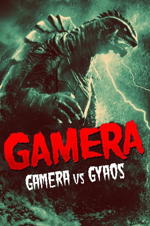 Gamera vs. Gyaos