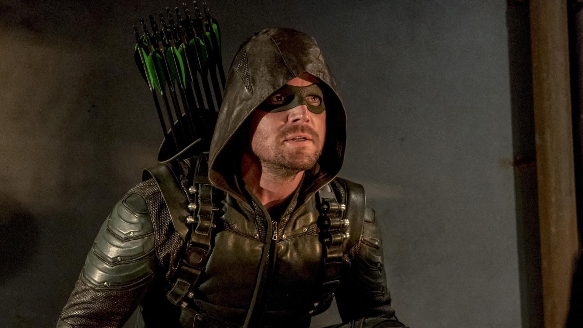 Arrow Season 6 :Episode 7  Thanksgiving