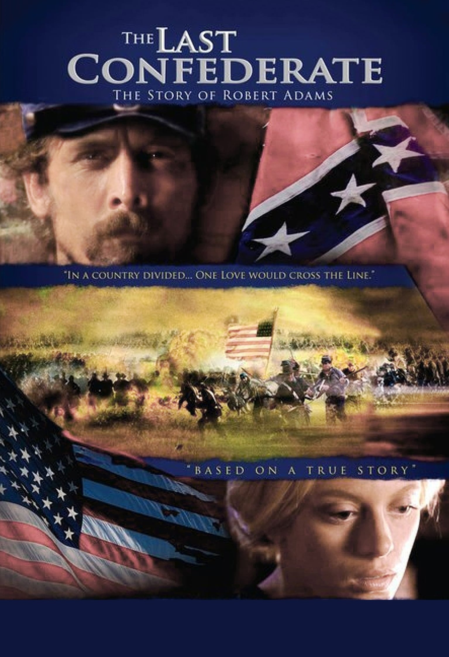 The Last Confederate: The Story of Robert Adams (2005)