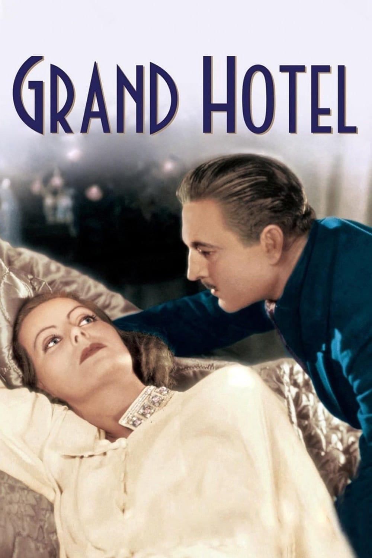 Grand Hotel (1932) - Posters — The Movie Database (TMDb)